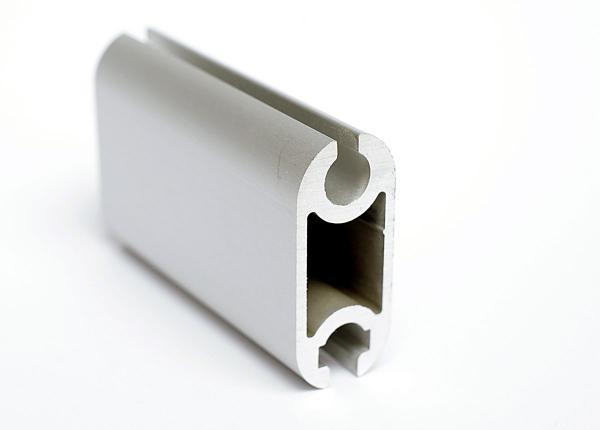 Kederprofil Aluminium M 20x46