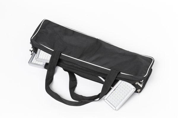 Tasche für 3 Stück LED Langarmstrahler 11W